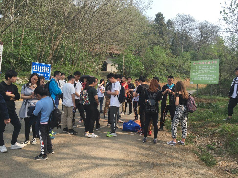 British and Chinese students
