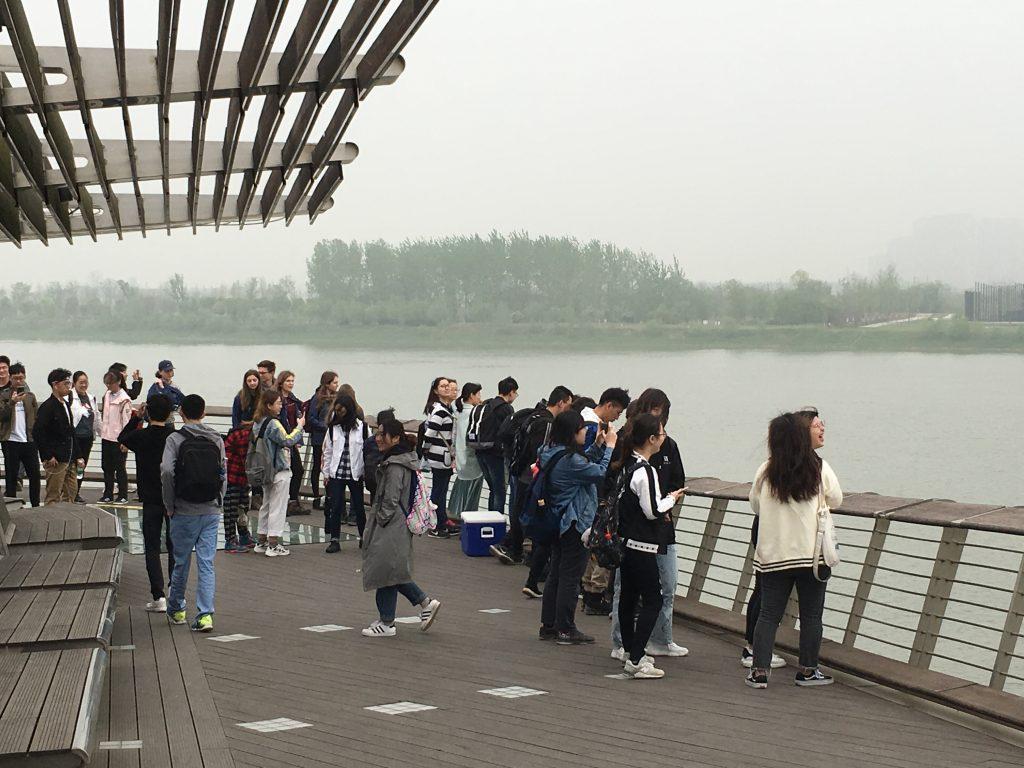 field class in Nanjing